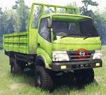 Hino Trucks Differences