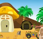 Avm Desert Egypt Pyramid Escape Game