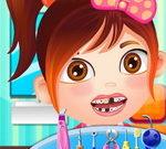 Baby Carmen At Dentist