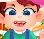 Baby Karl At Dentist