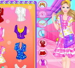 Barbie Go To Charm School