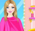 Barbie Hairstyle Design