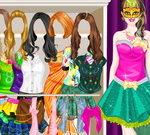 Barbie Masquerade Makeover