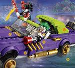Batman Lego Hidden Car Tires
