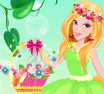Beautiful Flower Princess