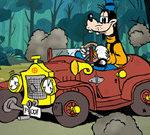 Goofy Hidden Car Tires