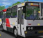 Ikarus Bus Hidden Tires