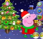 Peppa Pig Christmas Tree Decoration