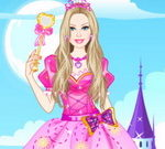 Barbie Diamonds Princess Dress Up