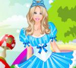 Barbie In Wonderland Dress Up