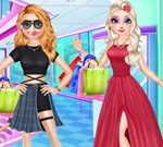 Frozen Sister Different Style Shopping