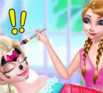 Frozen Sisters April Fool Joy
