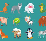 Learn Animals Game