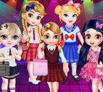 Little Princesses Graduation Show