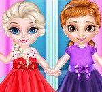 Little Sisters Princess Dress