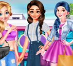 Princesses Student Dressup Fashion